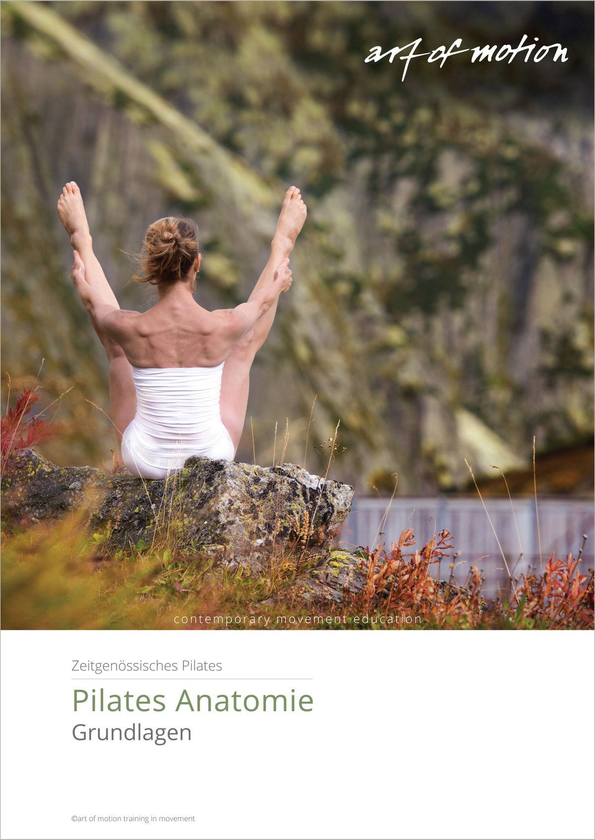 Pilates Anatomie - art of motion